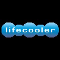 Logotipo Lifecooler — Viagens e lazer em Portugal
