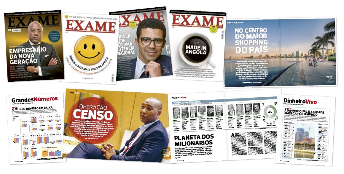 Exame Angola – jribeiro, design e comunicação