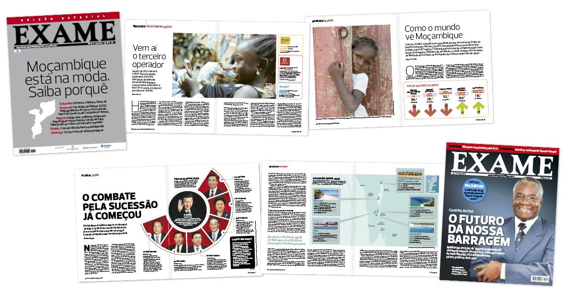 Exame Moçambique – jribeiro, design e comunicação