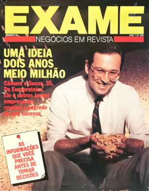 Exame n.º 0 – Janeiro 1989