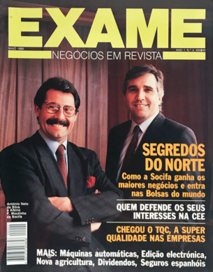 Exame n.º 2 – Maio 1989