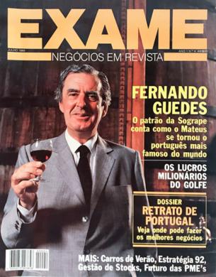 Exame n.º 4 – Julho 1989