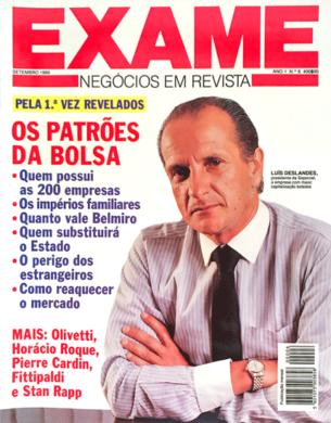 Exame n.º 6 – Setembro 1989