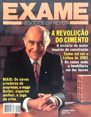 Exame n.º 7 – Outubro 1989
