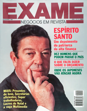 Exame n.º 9 – Dezembro 1989