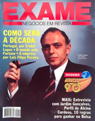 Exame n.º 10 – Janeiro 1990