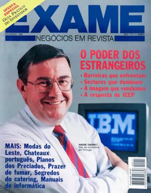 Exame n.º 11 – Fevereiro 1990