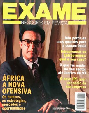 Exame n.º 12 – Março 1990