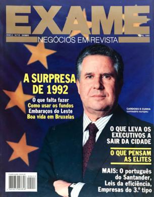 Exame n.º 13 – Abril 1990