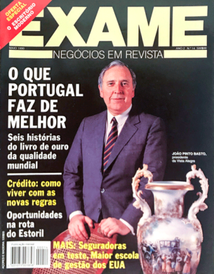 Exame n.º 14 – Maio 1990