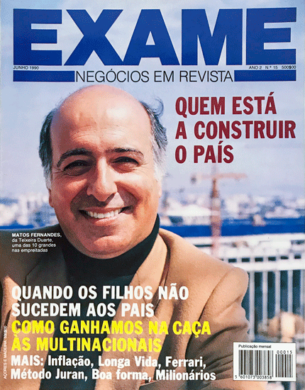 Exame n.º 15 – Junho 1990