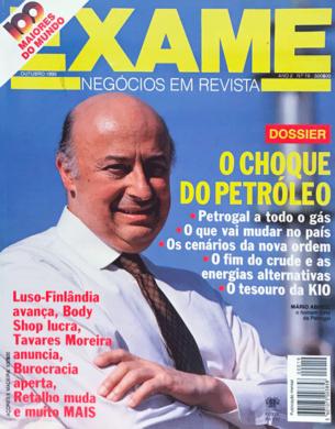 Exame n.º 19 – Outubro 1990