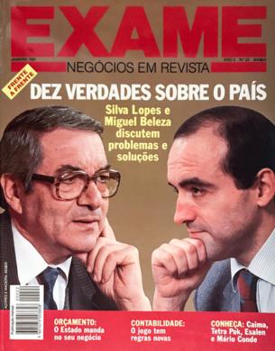 Exame n.º 22 – Janeiro 1991