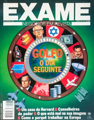 Exame n.º 23 – Fevereiro 1991