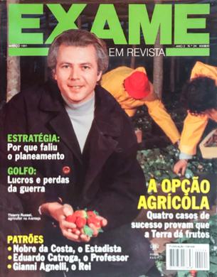Exame n.º 24 – Março 1991