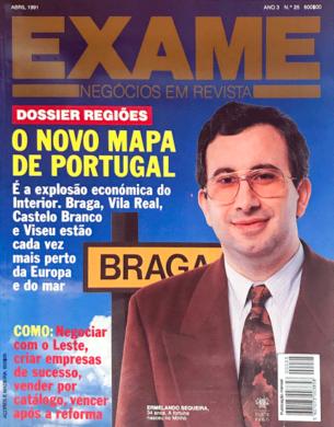 Exame n.º 25 – Abril 1991
