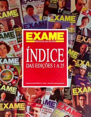 Exame n.º 26-B – Maio 1991