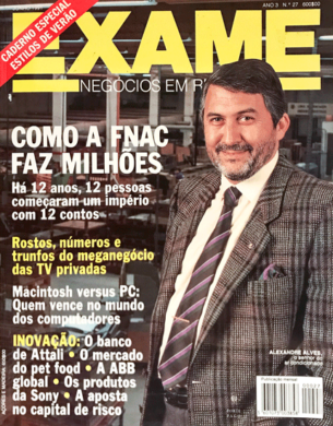 Exame n.º 27 – Junho 1991