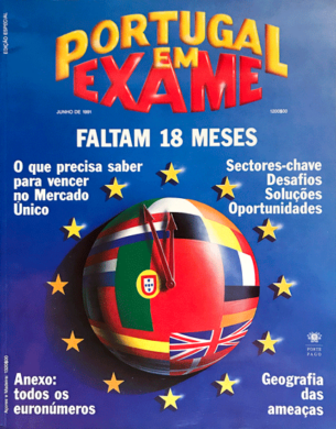 Portugal em Exame – Junho 1991