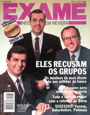 Exame n.º 28 – Julho 1991