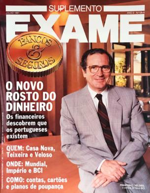 Exame n.º 28-A – Julho 1991