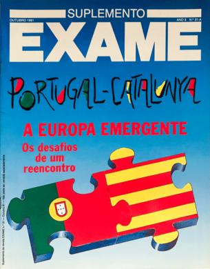 Exame n.º 31-A – Outubro 1991