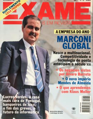 Exame n.º 32 – Novembro 1991