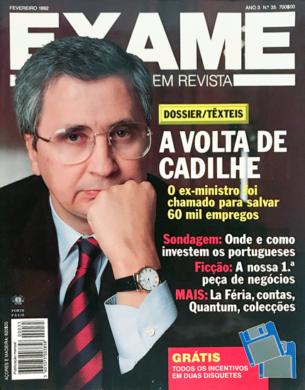 Exame n.º 35 – Fevereiro 1992