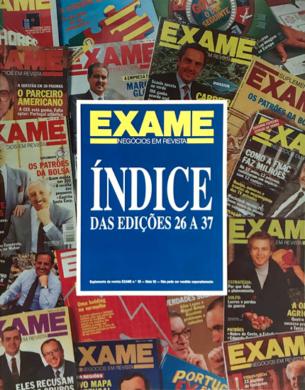 Exame n.º 37-A – abril 1992