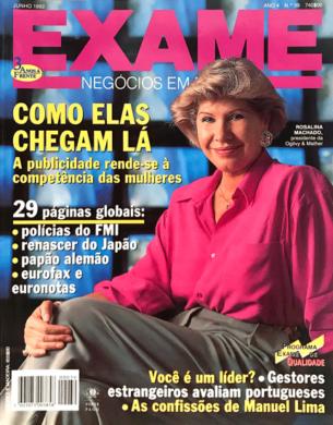 Exame n.º 39 – Junho 1992