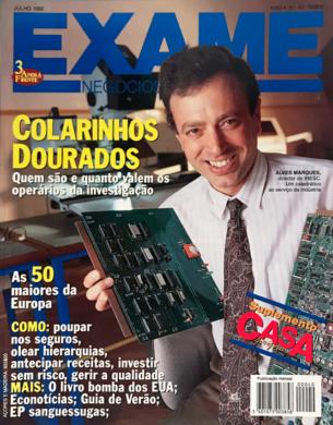 Exame n.º 40 – Julho 1992