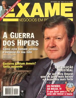 Exame n.º 42 – Setembro 1992