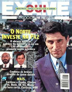Exame n.º 43 – Outubro 1992