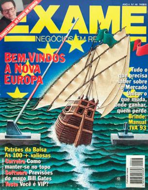Exame n.º 46 – Janeiro 1993