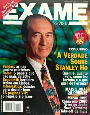 Exame n.º 48 – Março 1993
