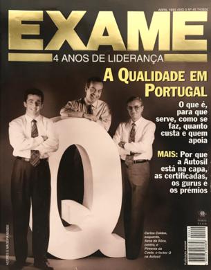 Exame n.º 49 – Abril 1993