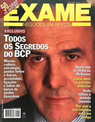 Exame n.º 50 – Maio 1993