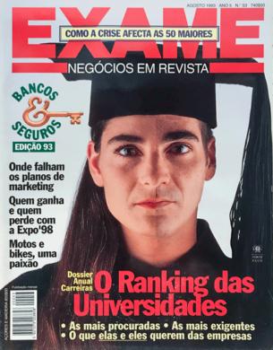 Exame n.º 53 – Agosto 1993