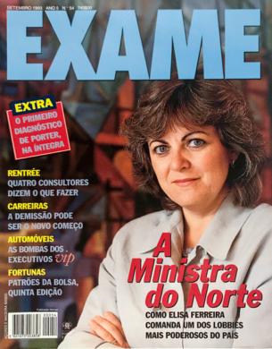 Exame n.º 54 – Setembro 1993