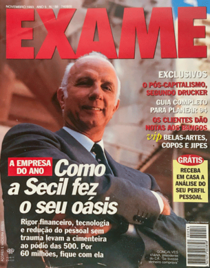 Exame n.º 56 – Novembro 1993
