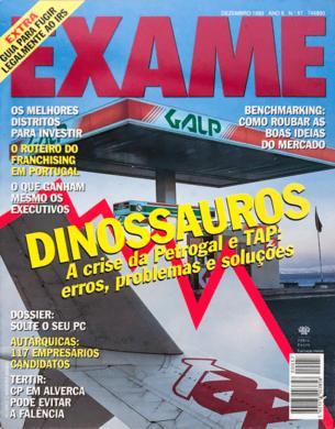 Exame n.º 57 – Dezembro 1993