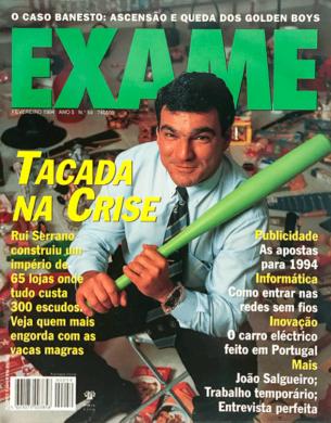 Exame n.º 59 – Fevereiro 1994