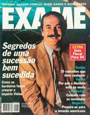 Exame n.º 60 – Março 1994