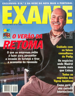 Exame n.º 63 – Maio 1994