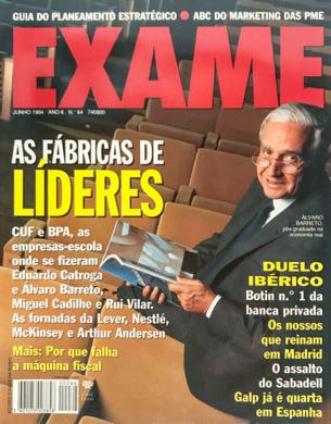 Exame n.º 64 – Junho 1994
