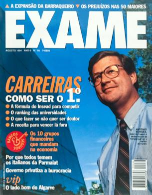 Exame n.º 66 – Agosto 1994