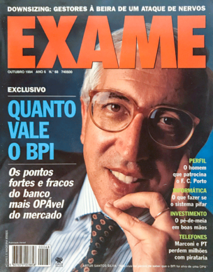 Exame n.º 68 – Outubro 1994