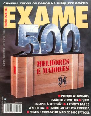 Exame n.º 70 – Melhores & Maiores 94 – Novembro 1994