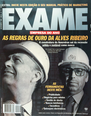 Exame n.º 71 – Novembro 1994