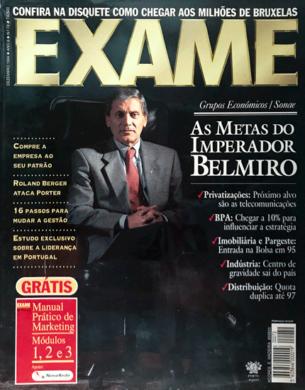 Exame n.º 72 – Dezembro 1994